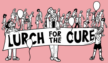 Lurch For The Cure